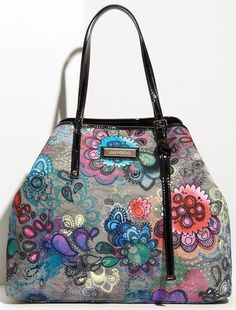 Not usually a fan of Jimmy Choo's bags but I do love this Sasha Canvas Tote Bag.