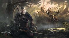 J!NX : Fan Art Friday - Geralt of Rivia