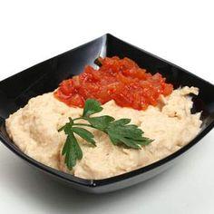 Recette caviar d'haricot blanc (recette roumaine) par ALINA72 - recette de la catégorie Plats végétariens