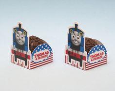Forminhas Thomas & Friends (trenzinho)