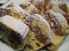 Hrnčeková rýchla bábovka - Recept Banana Bread, French Toast, Breakfast, Desserts, Food, Basket, Morning Coffee, Tailgate Desserts, Deserts