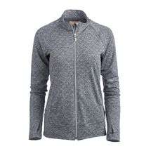 Sport Haley: Monroe Lightweight Space Dye Jacket