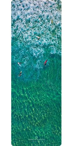 Avalon Beach Yoga Mat