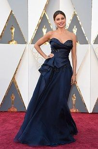 Who looked best in blue? | Which Oscars Dress Do You Love Best?
