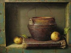 by Willie Berkers (artist) Romantic Paintings, Beautiful Paintings, Dutch Painters, Still Life Art, Painting Techniques, Painting Inspiration, Artworks, Sketch, Watercolor