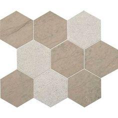 Shop Project Source 13 In X 13 In Devanna Beige Ceramic