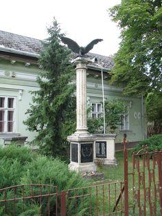I. és II. világháborús hősi emlékmű (Tabajd) http://www.turabazis.hu/latnivalok_ismerteto_5055 #latnivalo #tabajd #turabazis #hungary #magyarorszag #travel #tura #turista #kirandulas