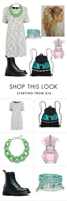 """Untitled #119"" by rosemaryon on Polyvore featuring Oasis, DIANA BROUSSARD, Dr. Martens, Accessorize, women's clothing, women, female, woman, misses and juniors"
