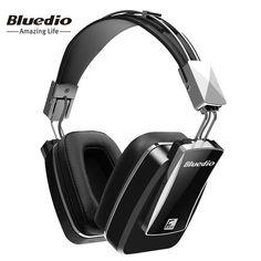 Bluedio F800 Active Noise Cancelling Wireless Bluetooth headphones Junior  ANC Edition around the ear headset (black)-in Bluetooth Earphones    Headphones ... bf92ec6b2213