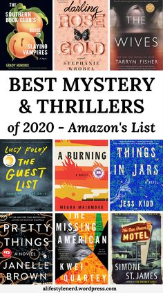 Top Books To Read, I Love Books, Good Books, Books To Read For Women, Big Books, Best Mystery Novels, Mystery Books, Book Club Books, Book Lists