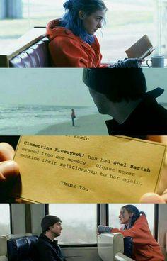 Eternal Sunshine of the Spotless Mind (2004) Director: Michel Gondry.