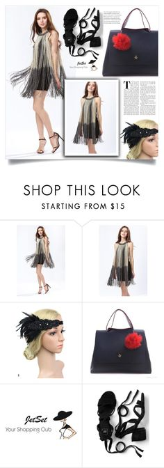 """""""JetSet shop!"""" by samra-bv ❤ liked on Polyvore featuring Carbotti, vintage, Fall, chic, bag and autumn"""