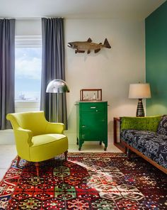 Ten years after its revolutionary launch, the Drake Hotel brand opens a rural country inn, bar & restaurant in the historic town of Wellington in Canada. Best Interior, Luxury Interior, Interior Design, Stylish Interior, Interior Styling, Loft Room, Bedroom Loft, Drake Hotel, Wallpaper Magazine