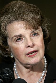 DiFi in the San Francisco Bay Area, aka Diane Feinstein.