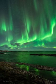 Photograph Lights over Træna by Tommy Eliassen on 500px