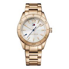 Tommy Hilfiger - Ladies Ritz Rose Tone Watch - 1781567 - Online Price: £119.00