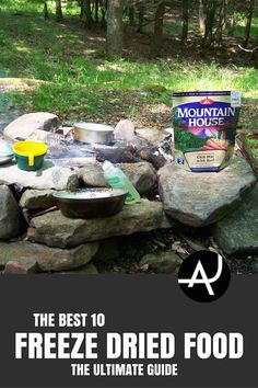 best freeze dried food for hiking