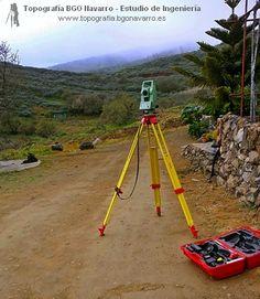#topografo Levantamiento #topográfico con la finaliadad: #notaría y #catastro . www.topografia.bgonavarro.es