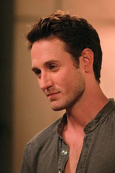 Josh Stewart- he has that sexy slow southern swagger