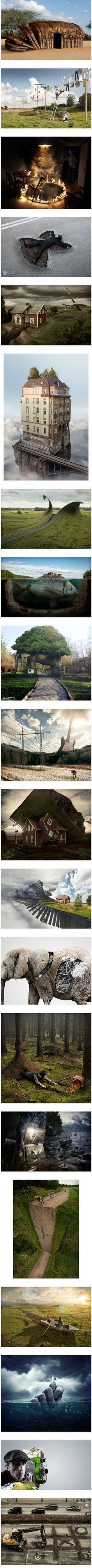 Photo Manipulations