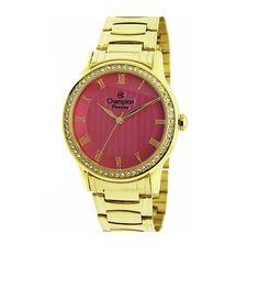 cb684f813323 Informações do Relógio Marca  Champion Estilo  Fashion Mecanismo  Analógico  Modelo  CN29310J Gênero