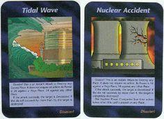 Illuminati Card Game Nuclear Disaster
