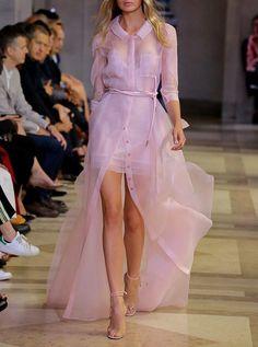 Carolina Herrera Spring/Summer 2016. New York Fashion Week.