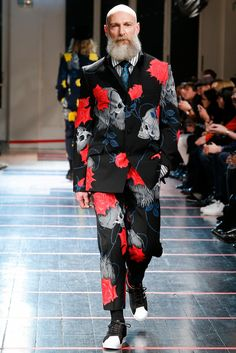 Yohji Yamamoto Fall 2014 Menswear - Collection - Gallery - Style.com