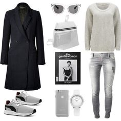 """The Gentlewoman"" by fashionlandscape on Polyvore"