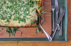 Winter Vegetable Beef Lasagne with Flourless White Sauce