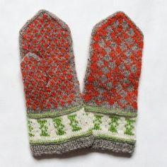 Hand Knit Gray White Wool Mittens Hand Knit Gray White Wool   Etsy Wool Gloves, Wool Socks, Mens Gloves, Knitted Gloves, Hand Knitting, Knitting Socks, Mittens Pattern, Knit Mittens, Winter Gloves
