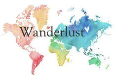 Resultado de imagen para wanderlust