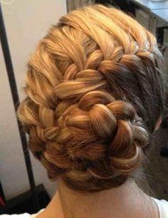 ELLE Beauty Team Twitter Hair Braids   ELLE   ELLE UK
