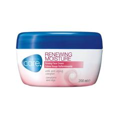 £3.00 Avon Renewing Moisture Firming Face Cream  For all skin types. Helps plump fine lines to leave skin feeling firmer and looking younger. 200ml