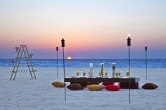 Beach wedding in Cancun