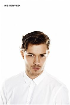 Francisco Lachowski for Reserved Spring/Summer 2015 Lookbook ❤️
