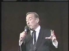 """Roberto Goyeneche canta el tango """"Afiches"""" acompañado por Néstor Marconi, en el teatro Opera de la ciudad de Buenos Aires. Letra: Homero Expósito Musica: Ati..."""