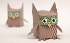 Image result for paper owl