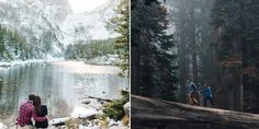 29 National Park Engagement Pics That Are Nothing Short Of Majestic