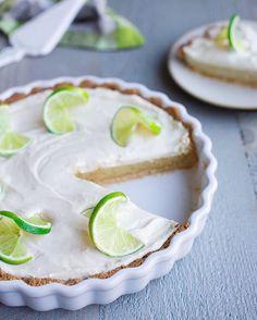 Paleo Key Lime Pie via @feedfeed on https://thefeedfeed.com/anyas_eats/paleo-key-lime-pie