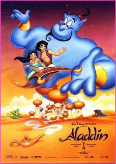 "Disney's ""Aladdin"" Will Become A Broadway Musical"