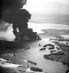 The West Loch Disaster was an American maritime accident during World War II at the Pearl Harbor U.S. Naval Base in Hawaii. The incident, which occurred just after 3pm on Sunday 21 May 1944, began following an explosion in a staging area for Landing Ships, Tank (LSTs) and other amphibious assault ships in West Loch. Over the next 24 hours, six LSTs sank, 163 naval personnel died and 396 were injured.