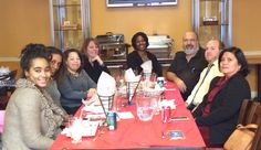 Day 351 - holiday lunch with a great team