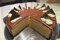 peace cake- Ruhekuchen Cakes of cream hare Strawberry Cheesecake Recipe Easy, Sour Cream Cheesecake, Cheesecake Factory Recipes, Baked Cheesecake Recipe, Homemade Cheesecake, Brownie Recipes, Cheesecake Cookies, Cheesecake Bites, Bakery Cakes