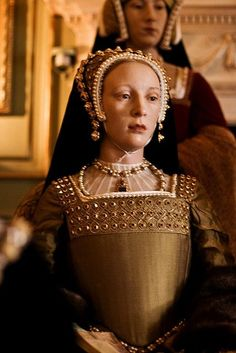 """Henry called Catherine Howard his """"Rose Without a Thorn"""". Catherine married Henry VIII on 28 July 1540, at Oatlands Palace, in Surrey, almost immediately after the annulment of his marriage to Anne of Cleves was arranged. However, Catherine Howard was beheaded after less than two years of marriage to Henry on the grounds of treason for committing adultery while married to the King. Catherine was the third of Henry's consorts to have been a member of the English gentry."""
