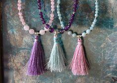 Mara Jewellery - Necklace - Pendant - Tassel