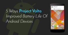 project-volta-Android-battery-saver