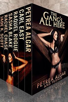 The Gang's All Here by Petrea Algar, http://www.amazon.com/dp/B00LBJU3WY/ref=cm_sw_r_pi_dp_WJsRtb1VXXCB9 Grab it at $0.99 while you can.