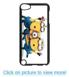 Despicable Me Minion Ipod Touch 5th Generation Case Hard Plastic Ipod Touch 5 Case 6I-6U94-FSQP