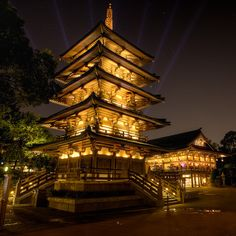 EPCOT Center World Showcase Japan Pavilion - one of my favorite places to visit.  (flickr photo)